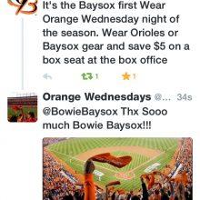 1st Wow Bowie Baysox
