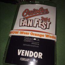 Fan Fest Vendor
