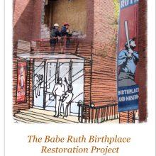 Babe Ruth Restoration 2015