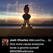 Josh 1 Gnome