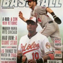 Magazine Cover 2015