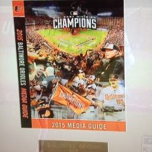 Media Guide Award