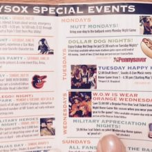 Wow Baysox Schedule